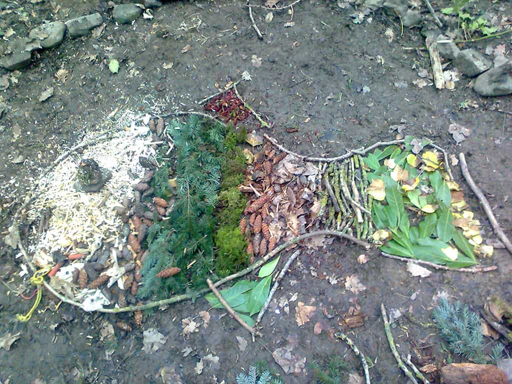 Image result for forest school art