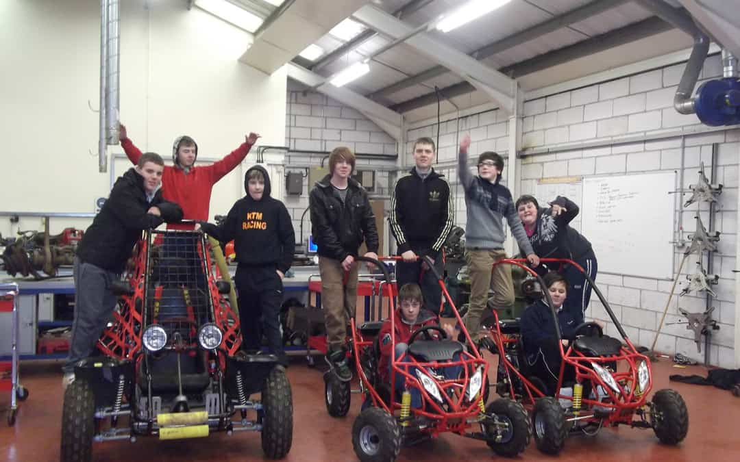 Motor Vehicle Project 2012
