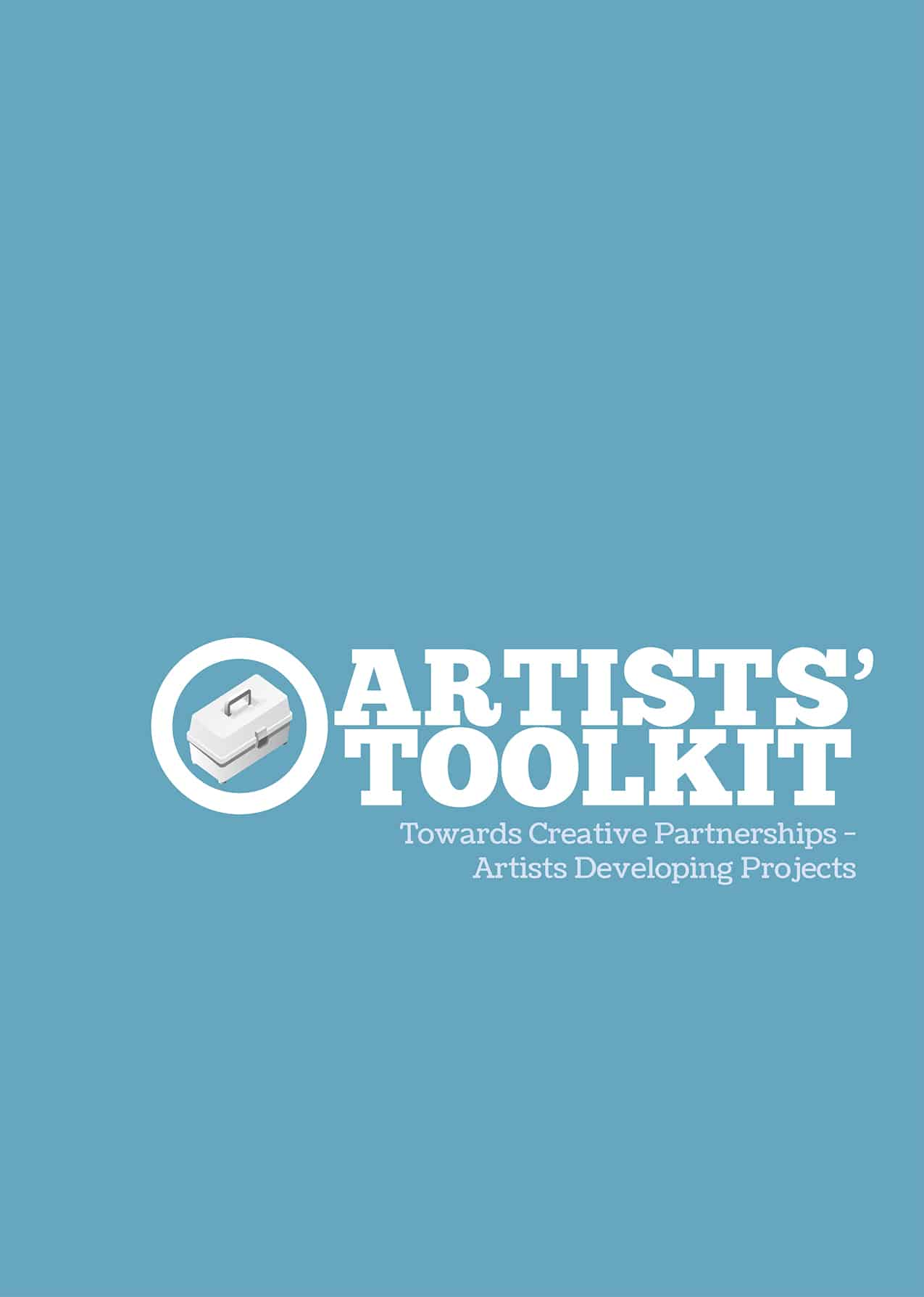 Artists Toolkit Cover Image