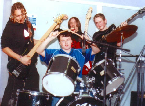 Powys Youth Music Project 2000 – 2003