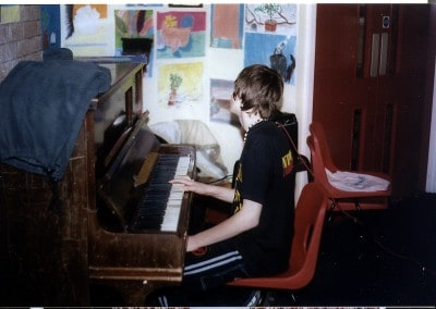 Powys Youth Music Project 2004 1