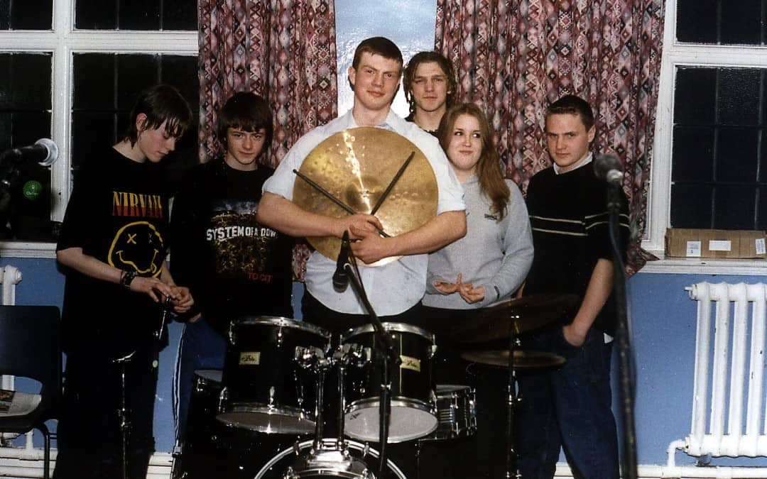Powys Youth Music Project 2004