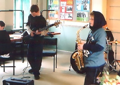 Powys Youth Music Project 2004 5
