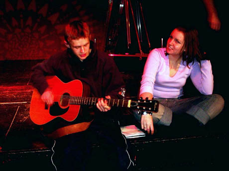 Powys Youth Music Project 2005
