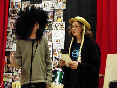 Powys Youth Music Project 2006