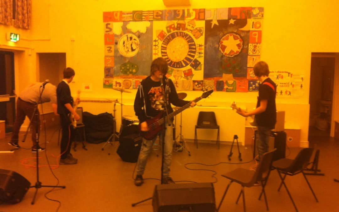 Powys Youth Music Project 2013