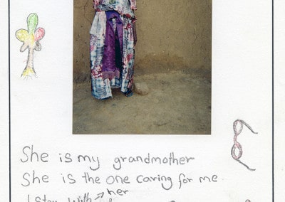 18 My Grandmother by Charles Opimong Ngora Orphans Vulnerable Childrens Photo Diary Project