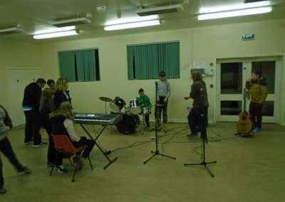 Powys Youth Music Project 2015 1