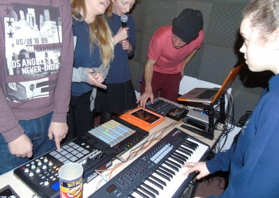 Powys Youth Music Project 2015 2
