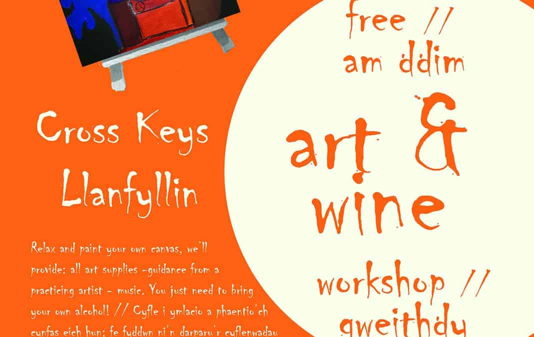 Art & Wine Evening